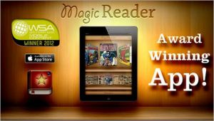 magic reader app